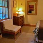 Lewis Suite bedroom