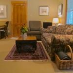 Lewis Suite living room